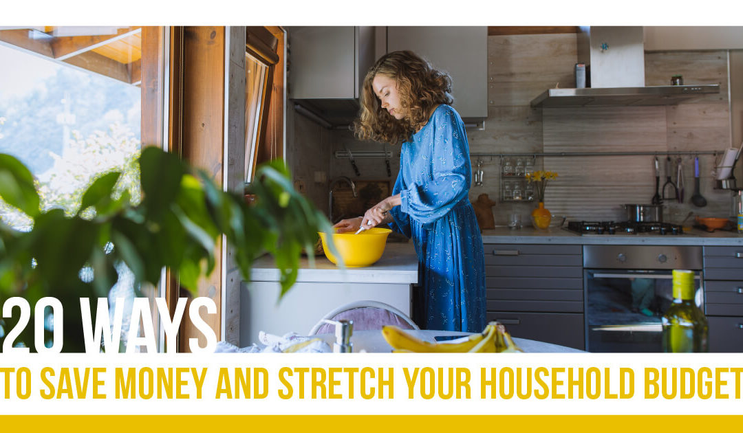 20 Ways to Save Money and Stretch Your Household Budget in South Bay LA